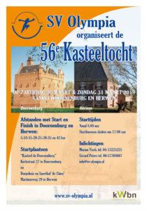 Doornenburg Kasteeltocht Poster 2019.indd